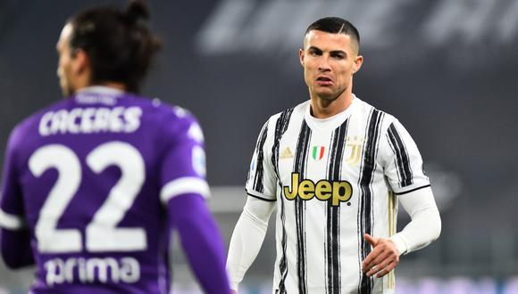 Juventus sufrió una dura caída ante Fiorentina jugando como local por la Serie A de Italia   Foto: Reuters