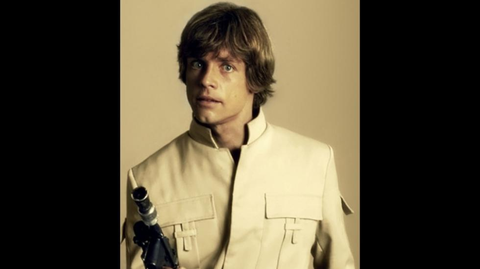 """Star Wars"": parecido de un actor con Mark Hamill causa impacto - 1"