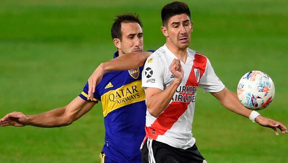 Boca vs. River medirán fuerzas por los octavos de final de la Copa Argentina | Foto: AFP.