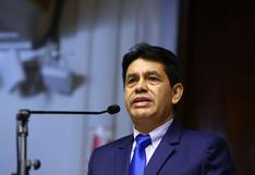 JNJ prorrogó por tres meses la suspensión preventiva contra Tomás Gálvez
