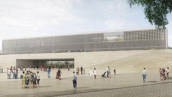 El Museo Nacional de Pachacámac estará listo en 2016