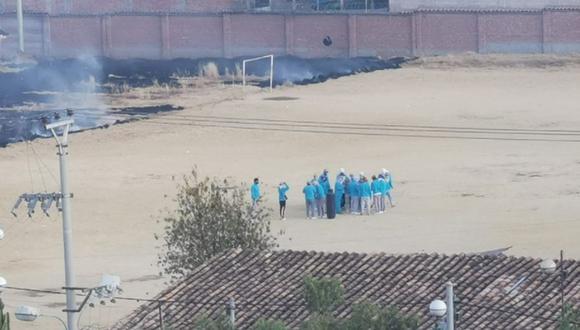 Cusco: PNP continúa búsqueda de tres menores que fugaron de correccional tras una revuelta (Foto: Juan Sequeiros)