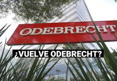 Odebrecht quiere firmar nuevos acuerdos con Perú