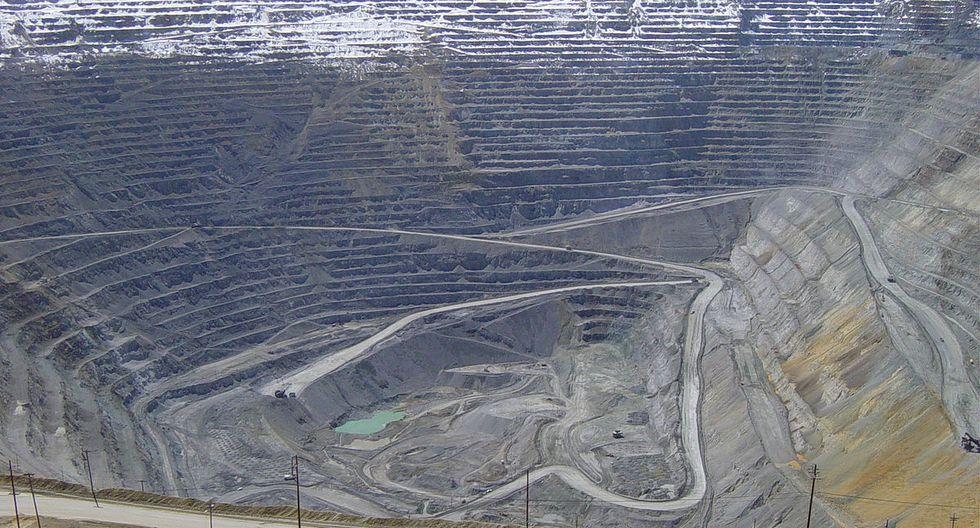 En Estados Unidos, las minas de cobre produjeron 1.300 toneladas métricas finas (TMF) en el 2019.