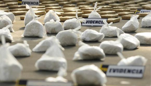 Chile se ha visto tradicionalmente como un país de tránsito de droga, pero su rol se está volviendo más complejo. (LUIS PROVOSTE/PDI)