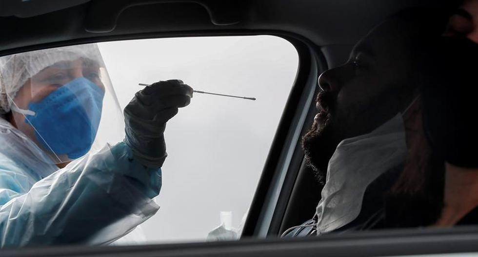 Coronavirus en Brasil | Últimas noticias | Último minuto: reporte de infectados y muertos hoy, miércoles 18 de noviembre del 2020 | Covid-19 | (Foto: EFE/Sebastiao Moreira).