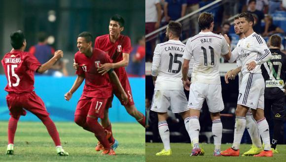 Selección Sub 15 estará presente en un partido del Real Madrid