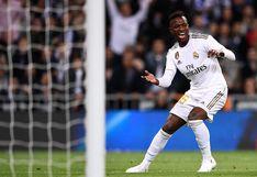 ¿Vinícius Junior deja Real Madrid?: PSG intentará fichar al brasileño en el próximo mercado de pases