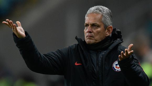 Reinaldo Rueda asumió la dirección técnica de Chile desde agosto del 2018. (Foto: AFP)