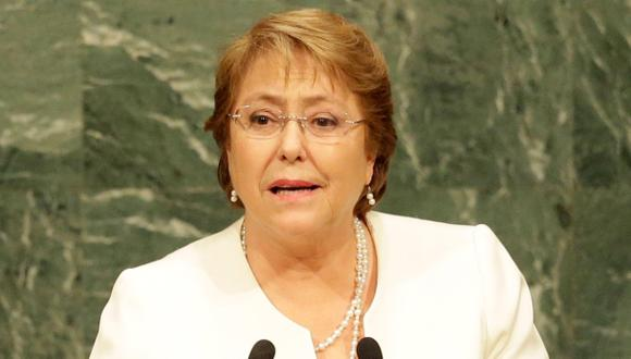 ¿Michelle Bachelet quiere dejar Chile para comandar la ONU?