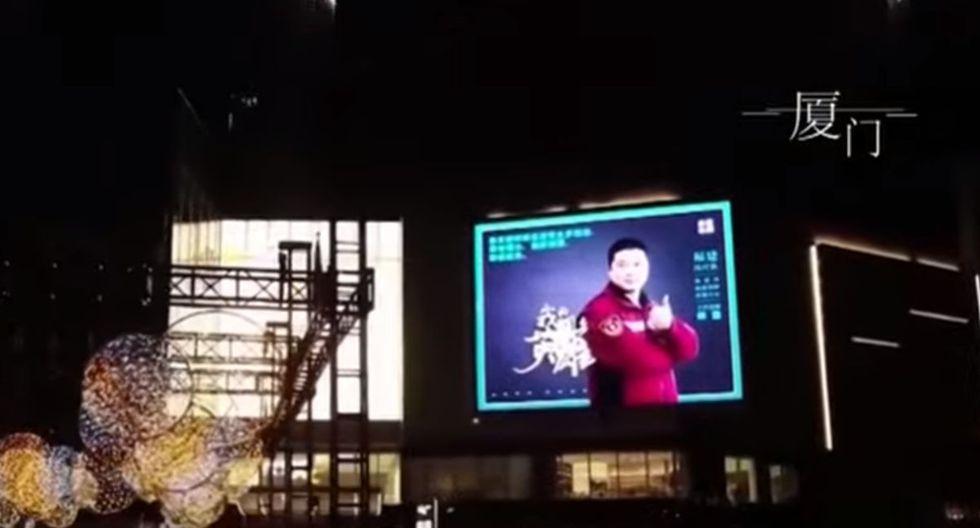 El accionar de las autoridades de China, como era de esperarse, fue muy aplaudido en distintas partes del mundo. (YouTube: Noticias Telemundo)