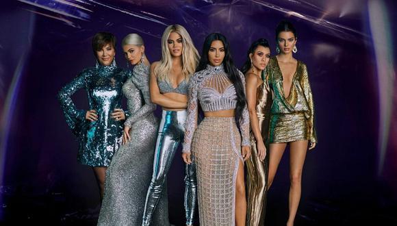 Kris Jenner, Kylie Jenner, Khloé Kardashian,  Kim Kardashian, Kourtney Kardashian y Kendall Jenner regresan con la temporada 18 de su reality show. (Foto: E! Entertainment Television)
