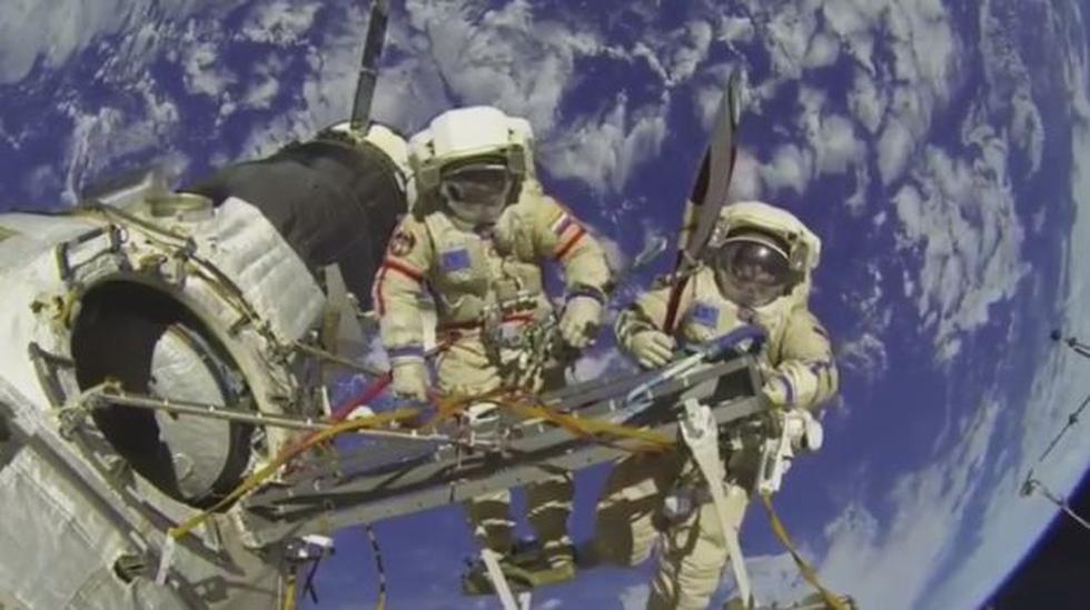 NASA desmintió transmisión de caminata espacial por Facebook - 1