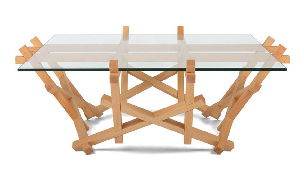 Muebles para armar: Mira estos mobiliarios 'rompecabezas' - 1
