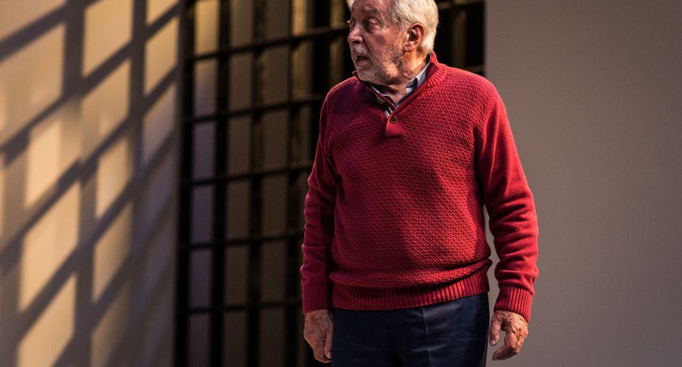 Osvaldo Cattone en 'El Padre'