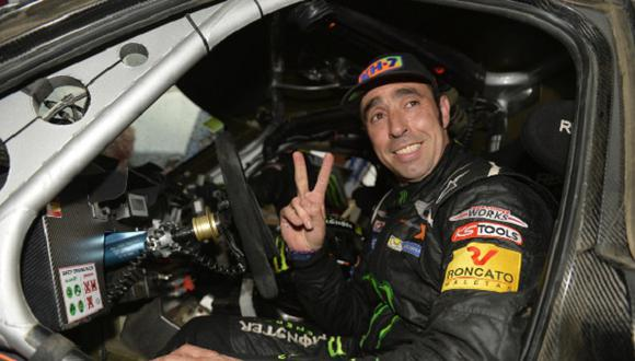 Nani Roma seguirá con Mini en el Dakar