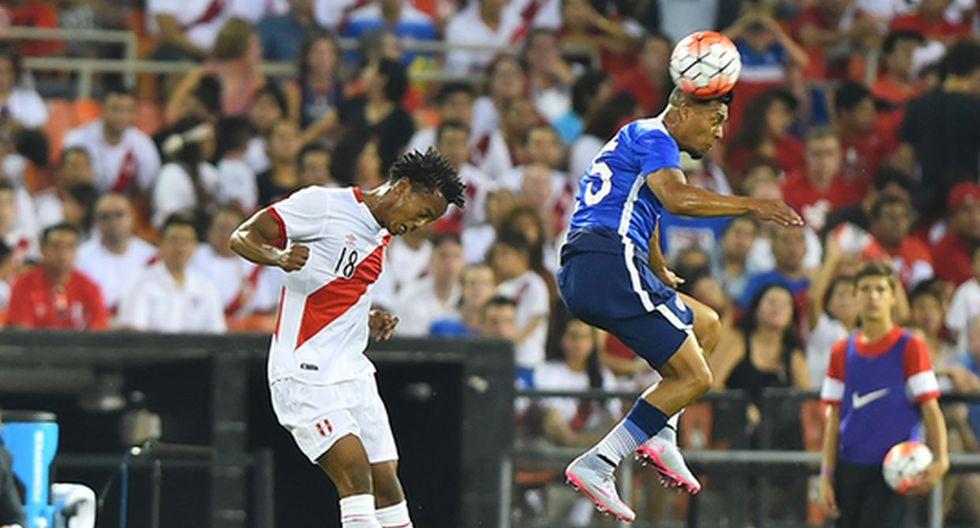 Perú vs. Estados Unidos: mira las imágenes del partido (FOTOS) - 3