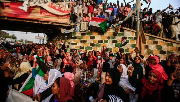 El ejército de Sudán anunció la creación de una junta para dirigir el país en la etapa de transición. (Foto: AFP)
