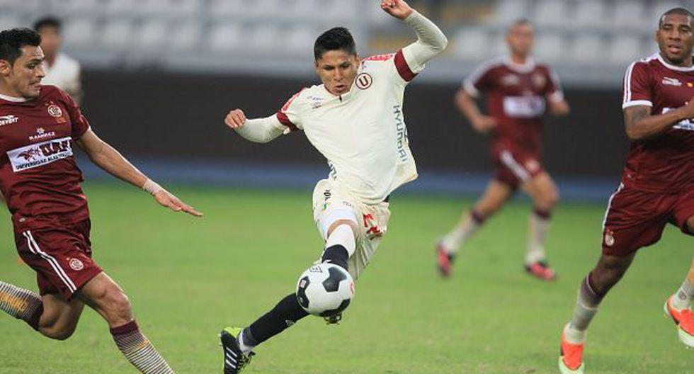 La 'U' jugará este viernes amistoso contra Manucci en Trujillo