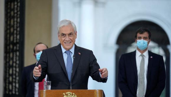 El presidente de Chile Sebastián Piñera. (Foto: AFP).