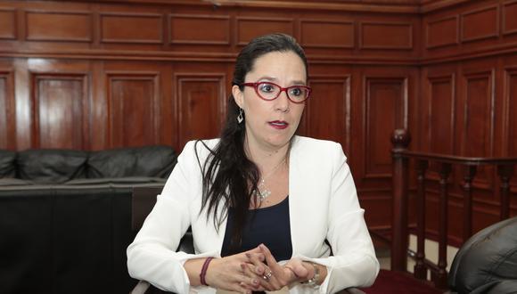 En febrero se inició una investigación preparatoria contra Rojas Vidarte luego de que Glave denunciara que estaba siendo acosada por dicho periodista. (Foto: GEC)