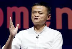 El multimillonario Jack Ma, fundador de Alibaba, hace su primera aparición pública desde octubre