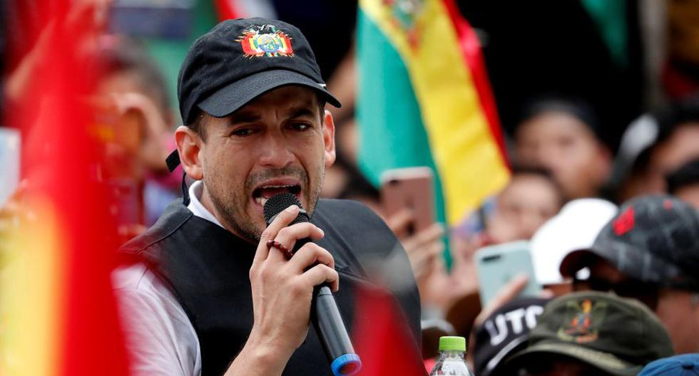 """En una carta pública, Luis Camacho anuncia su """"decisión de candidatear a la presidencia de Bolivia en las próximas elecciones nacionales"""". (Foto: Archivo/Reuters)"""