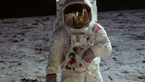 El 20 de julio se cumplieron 50 años de la llegada del humano a la Luna. (Foto: NASA)