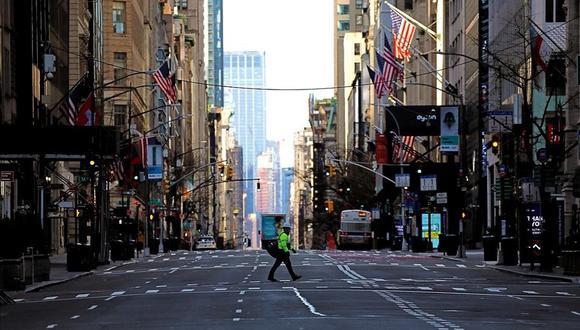 La iniciativa del alcalde de Nueva York, Bill de Blasio, entraría en vigencia oficial en setiembre. (Foto: EFE / Peter Foley)