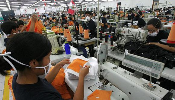 El sector textil-confecciones se contraería 2% a fines del 2014