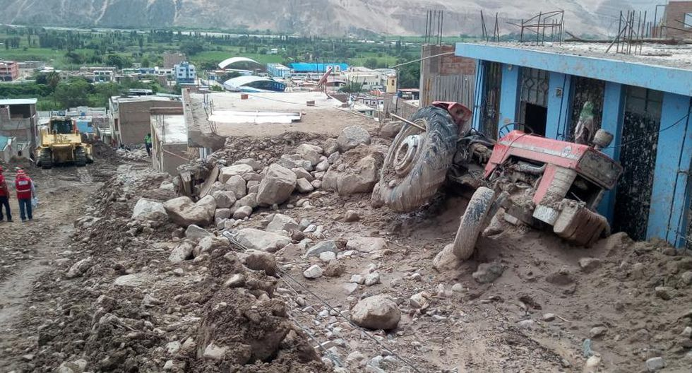 Declaran estado de emergencia varios distritos de Arequipa por huaicos. (Foto: El Comercio)