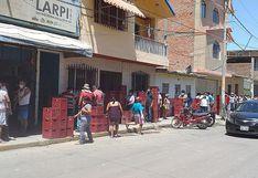 Fiscalía investiga a propietaria del local que vendía cervezas en plena cuarentena en Piura