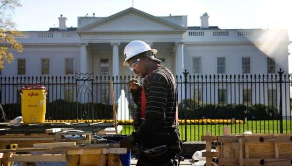 ¿Es cierto que la Casa Blanca fue construida por esclavos?