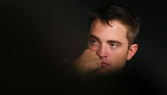 El actor se describió como un fan de Batman. (Foto: AFP)