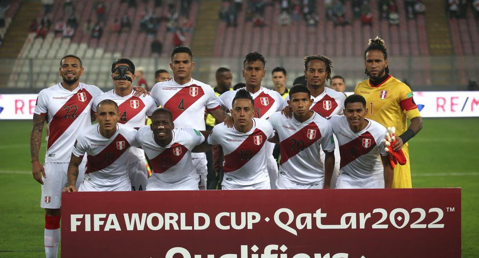 La selección peruana enfrentará a Brasil este jueves por las Eliminatorias Qatar 2022. (Foto: FPF).
