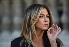 Emmy 2020: así se preparó Jennifer Aniston para la ceremonia virtual