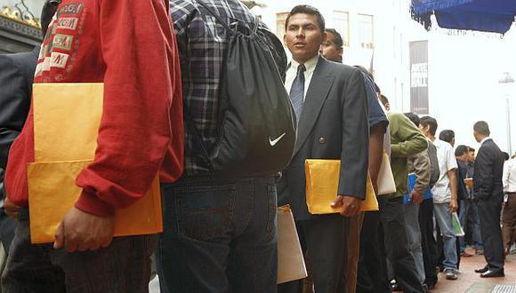 Hay 318,800 personas que buscan un empleo activamente en Lima Metropolitana. (Foto: USI)