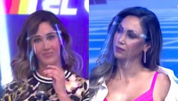 """Spheffany Loza regresó a """"Esto es guerra"""". (Foto: Captura América TV)"""