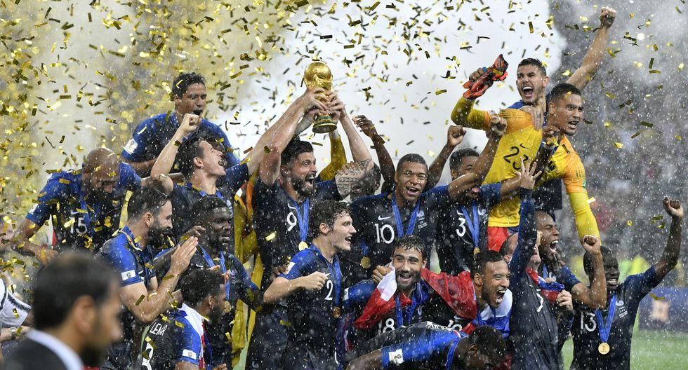 El Mundial Rusia 2018 finalizó este domingo 15 de julio con la consagración de Francia sobre Croacia por 4-2. La última edición de la Copa del Mundo estuvo cerca de igualar una marca registrada en Brasil 2014 (Foto: AP)