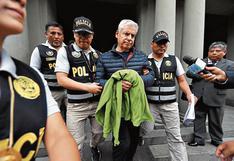 Corte Suprema evaluará el 30 de setiembre apelación de expremier César Villanueva para pagar caución de S/100 mil