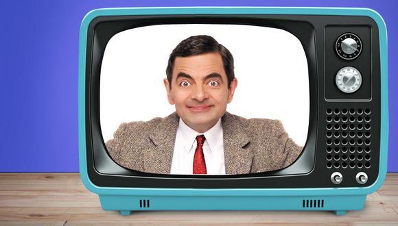 Mr. Bean ya es un clásico de la TV. (Composición: El Comercio)