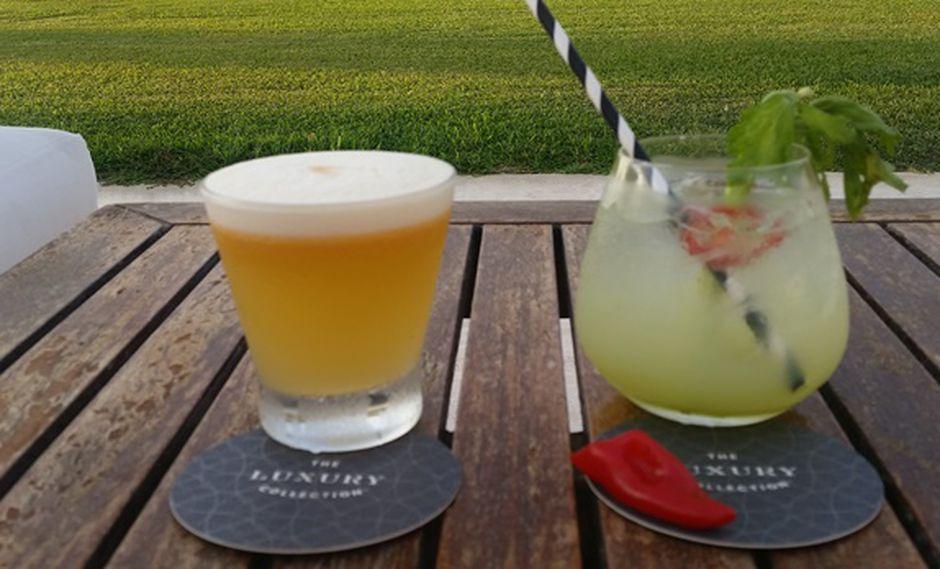 Paracas: cocteles para refrescar el verano [VIDEO]