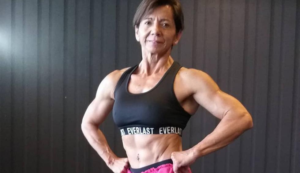 Gladys Bravo tiene solo 8% de grasa en su cuerpo, todo un logro  que consiguió con buena alimentación y trabajo constante. (Foto: Instagram)