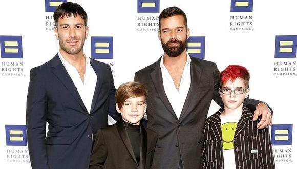 Ricky Martin decidió agrandar su familia y espera otro bebé (Foto: jwanyosef)