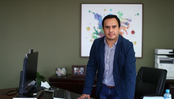Victorhugo Montoya, jefe de la ONP. (Foto: GEC)