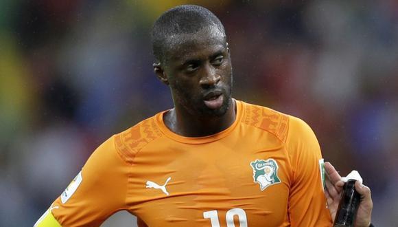 Yaya y Kolo Touré abandonan Brasil por muerte de su hermano