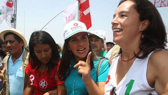 Frente Amplio critica a Alfredo Barnechea por no definir apoyo