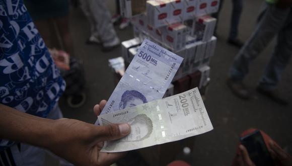 Sepa aquí a cuánto se cotiza el dólar en Venezuela este 12 de mayo de 2021. (Foto: Bloomberg)