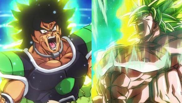 """Broly es el protagonista de la nueva película de """"Dragon Ball Super"""" (Foto: Toei Animation)"""