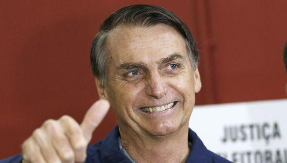 Elecciones en Brasil: Últimas encuestas dan victoria a Jair Bolsonaro. (AP)